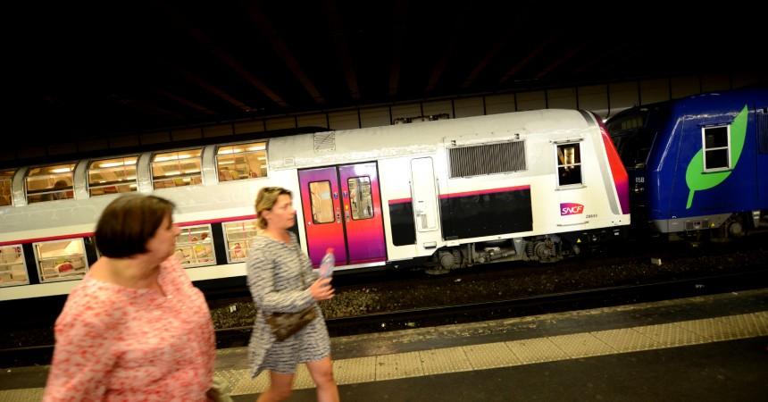 Ligne U : en mars, les derniers trains de la soirée sont remplacés par des bus