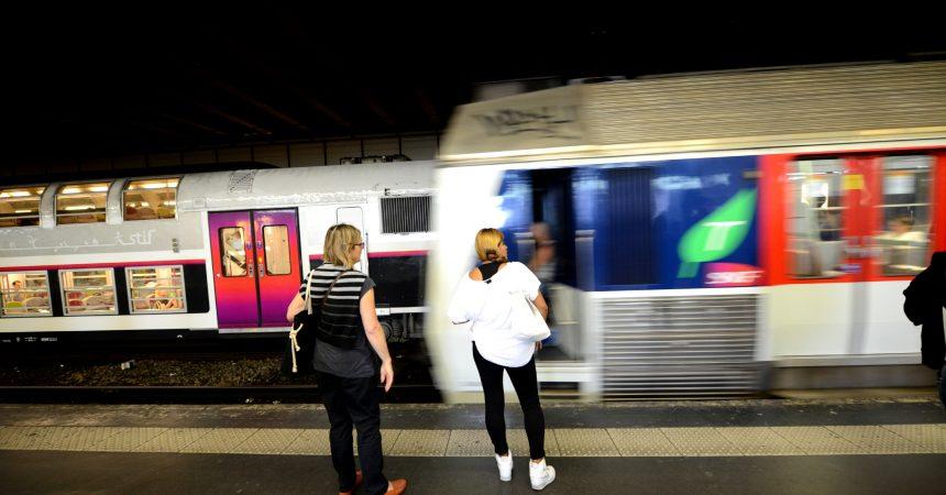 Quels trains sont les moins ponctuels — Ile-de-France
