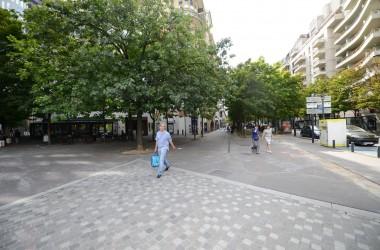 Un nouveau marché dans le quartier du Faubourg de l'Arche à la rentrée
