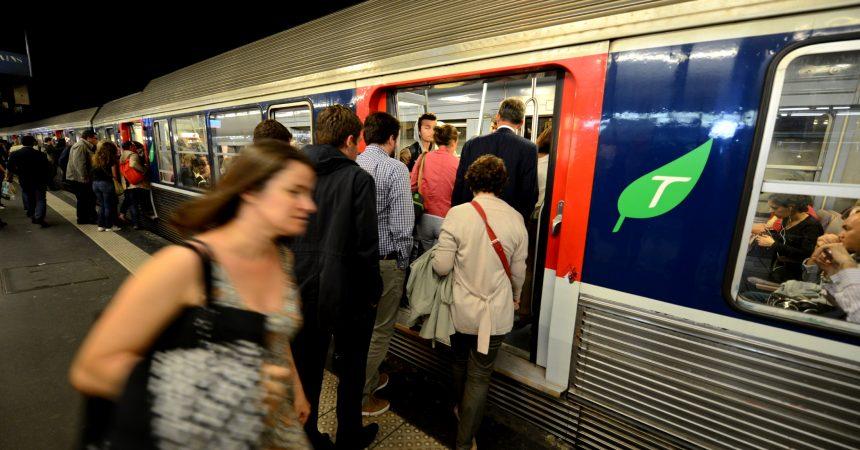 Travaux sur les lignes L et U du Transilien : aucun train après 21h30