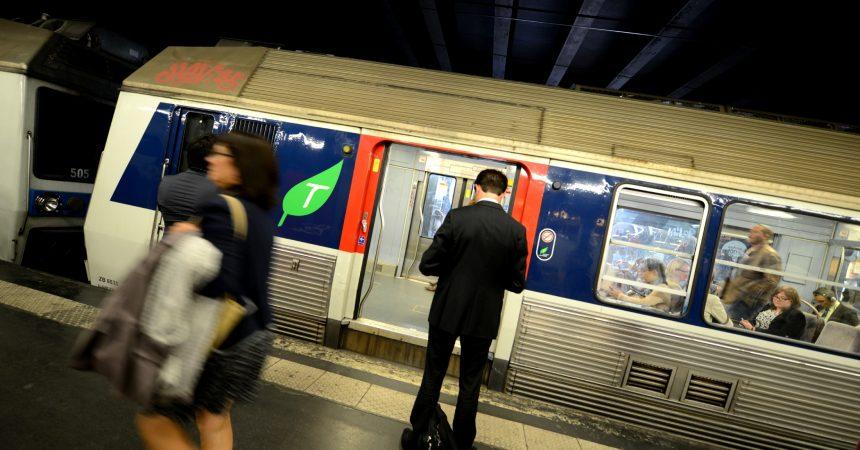 Ligne L : après 22h30 les trains s'arrêtent entre Paris et La Défense