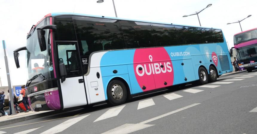 Les cars Ouibus vont passer par La Défense