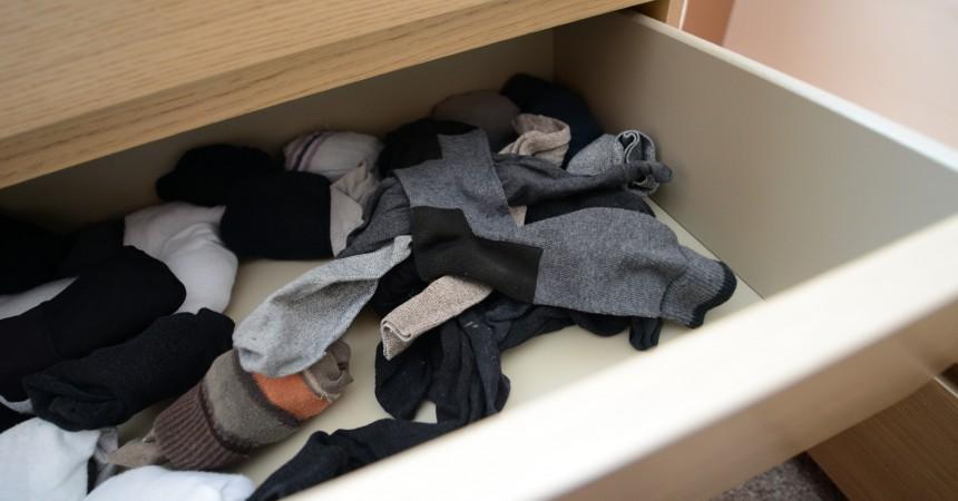 Venez rapporter vos anciens costumes et chaussettes dépareillés