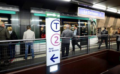 Le tramway T2 va s'arrêter pendant trois semaines entre Parc de Saint-Cloud et les Moulineaux
