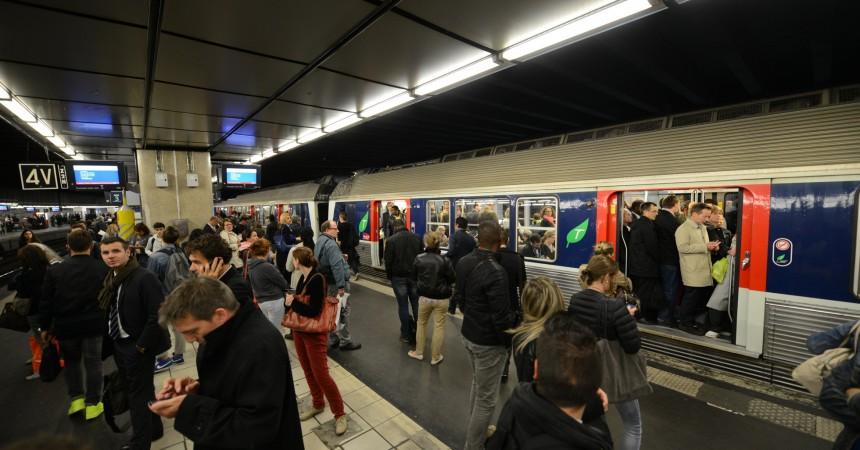 Un suicide en gare de Suresnes perturbe le trafic sur les lignes L et U du Transilien