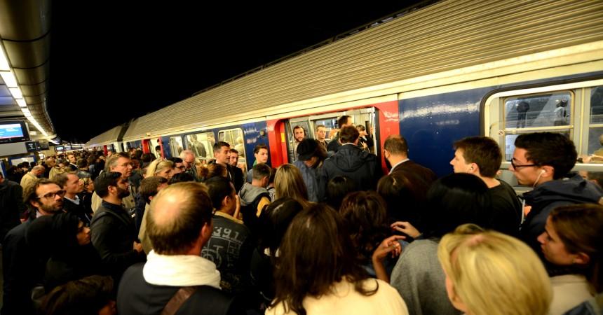 La ligne L du Transilien affiche le plus mauvais taux de régularité d'Ile-de-France en 2015