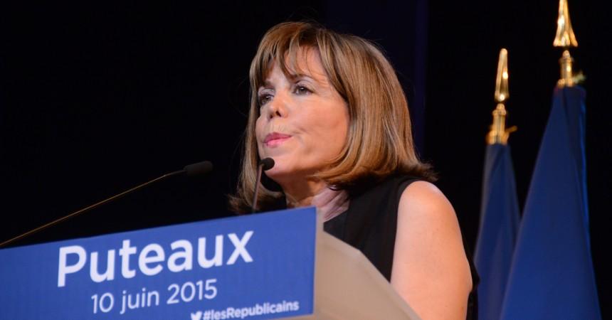 La maire de Puteaux appelle à battre «toutes les formes d'extrémismes» pour le second tour de la présidentielle