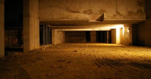 La station fantôme sous le centre commercial des 4 Temps - Defense-92.fr