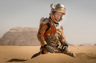 Seul sur Mars en avant-première à l'UGC de La Défense le 20 octobre