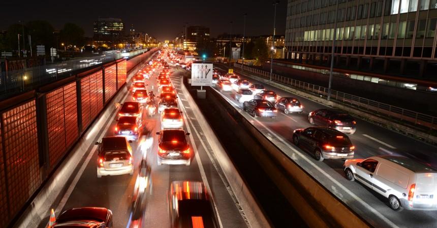 La fermeture du tunnel de Neuilly cause une belle pagaille