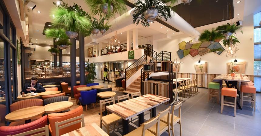 Exki inaugure un nouveau restaurant dans le quartier de La Défense