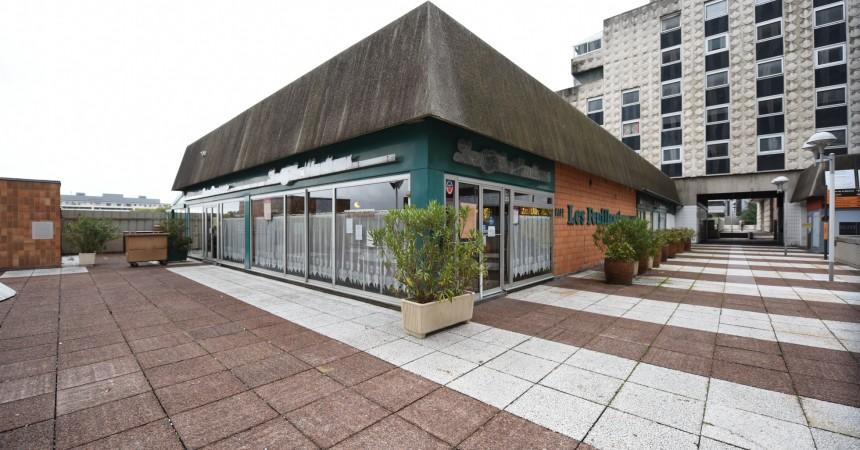 Projet Hermitage Plaza : le restaurant Les Feuillantines a définitivement fermé