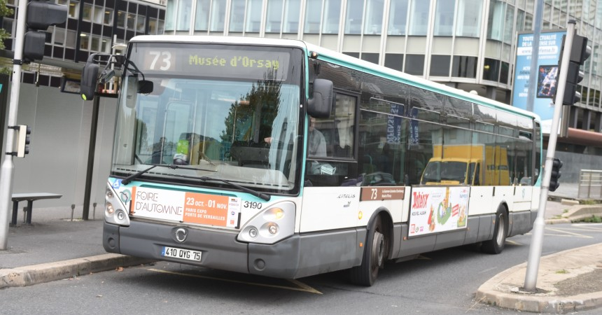 Fréquence accrue pour les bus de la ligne 73