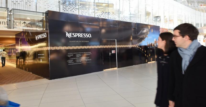 Nespresso arrive en décembre au Cnit