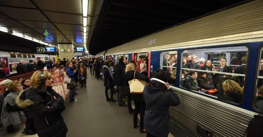 Grosse pagaille sur le Transilien après un suicide en gare de Puteaux