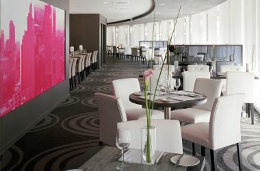 """L'Hilton de La Défense propose un menu """"spécial fêtes"""" dans son restaurant"""