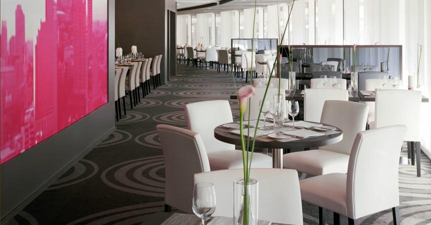 L'Hilton de La Défense propose un menu «spécial fêtes» dans son restaurant