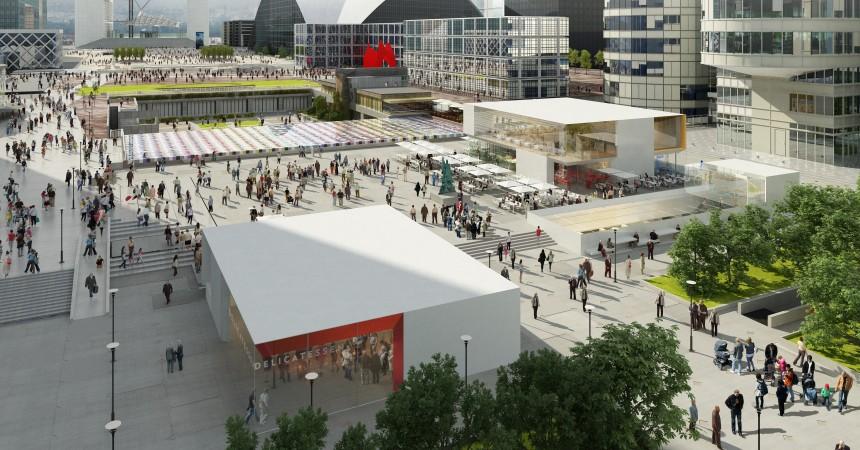 Table Square : Le nouveau lieu dédié à la gastronomie ouvrira fin 2017