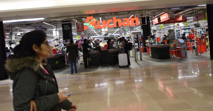 Auchan recrute des managers en alternance