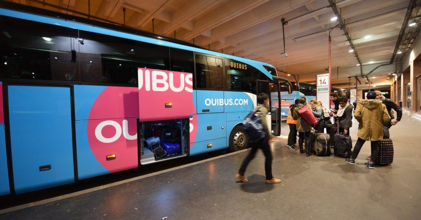 Cet hiver depuis La Défense, Ouibus vous emmène dans les Alpes