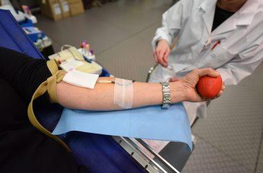 La collecte de sang qui s'est tenue cet été sur le parvis a accueilli 2 111 donneurs