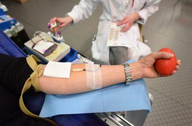 Pour Noël vous pouvez donner votre sang à La Défense