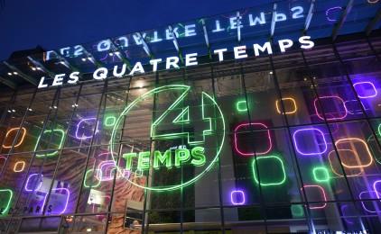 Le centre commercial des 4 Temps et le Cnit seront ouverts ce dimanche 11 novembre
