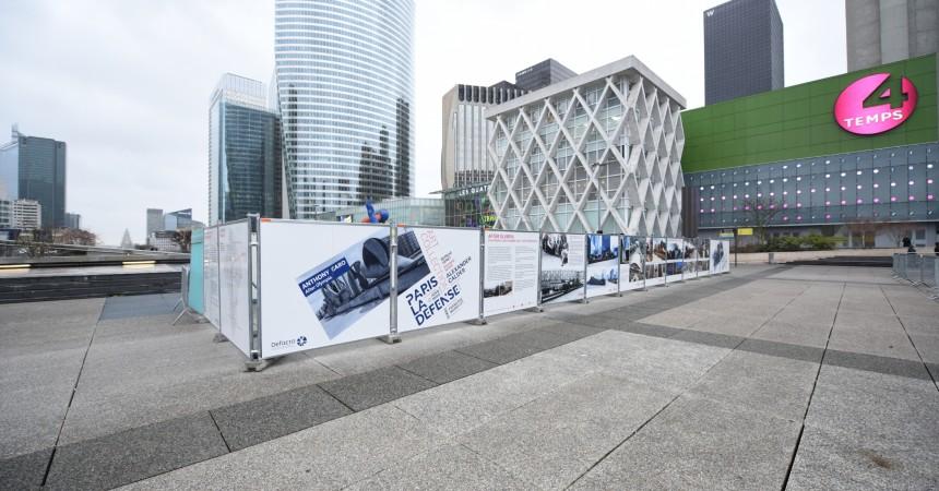 L'œuvre d'Anthony Caro, After Olympia bientôt de retour à La Défense après un long lifting