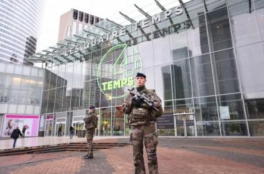 Les terroristes de Bruxelles visaient eux aussi le centre commercial des 4 Temps
