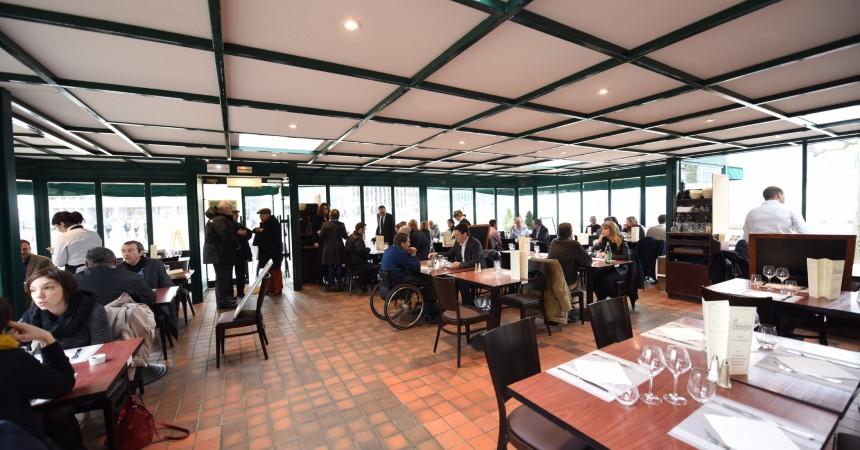 Le restaurant «La Station» remplace l'ex Bistrot à vin pour huit mois