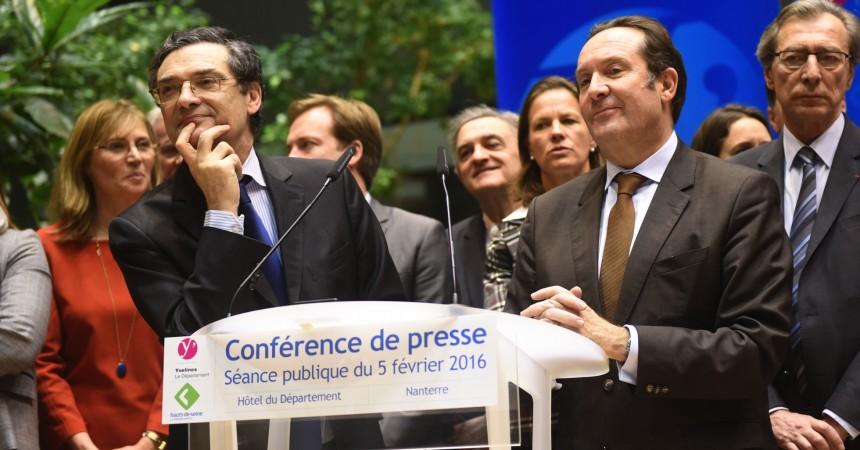 Un pas de plus vers le mariage entre les Hauts-de-Seine et les Yvelines