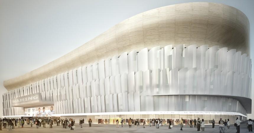 Paris 2024 : L'Arena 92 sélectionnée pour accueillir la gym, le trampoline et l'haltérophilie