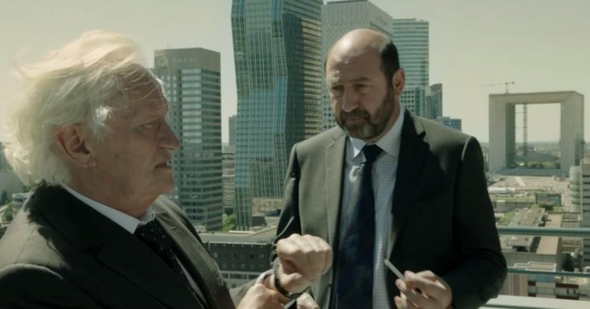 La Défense à l'honneur avec Baron Noir, la nouvelle série de Canal +