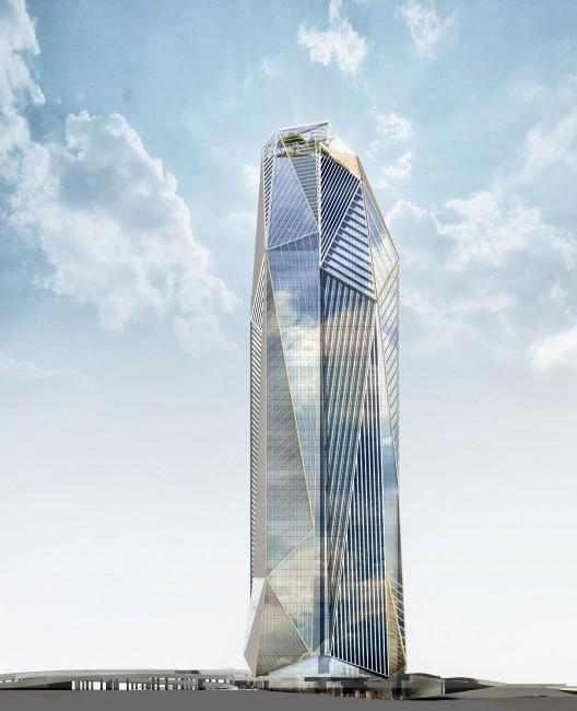 Le projet de la tour Hekla - Ateliers Jean Nouvel