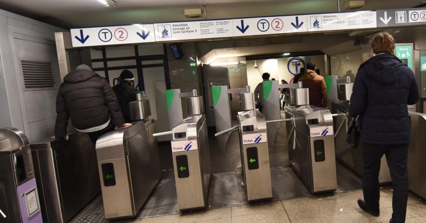 La RATP part à la chasse aux resquilleurs