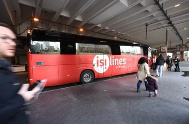 Les cars Isilines partent maintenant de La Défense