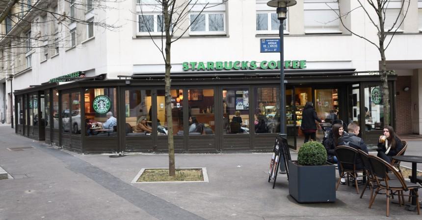 Starbucks va fermer son salon du Faubourg de l'Arche