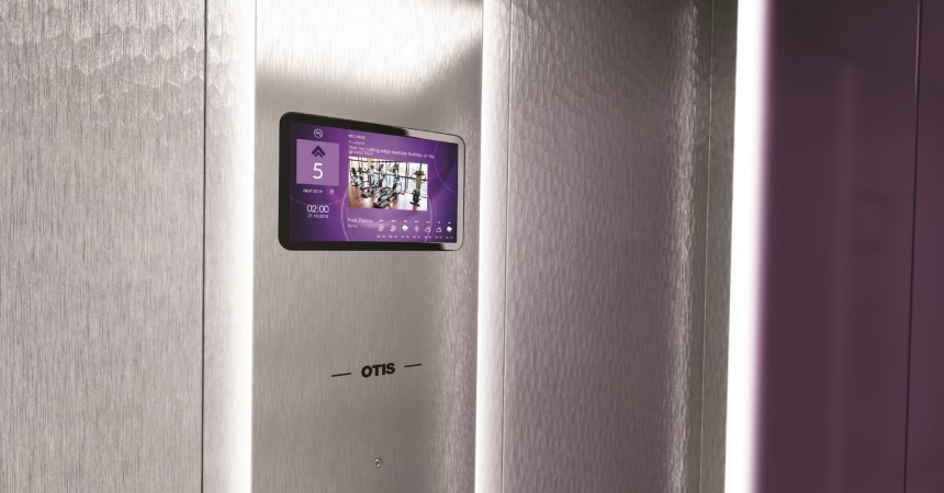 Otis lance sa nouvelle gamme d'ascenseurs connectés