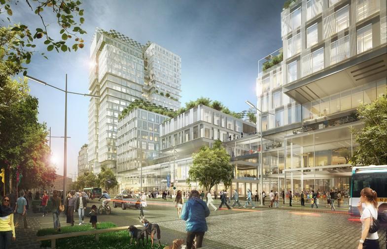 Vinci va installer son siège aux Groues à Nanterre d'ici 2020
