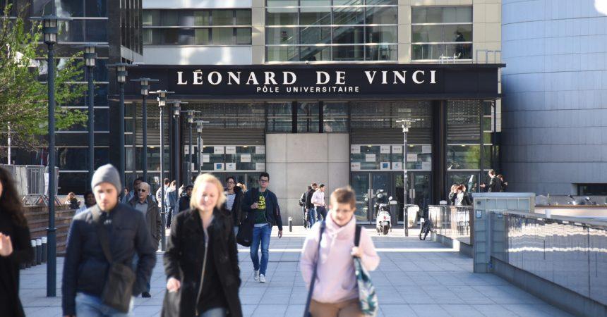 Le Pôle universitaire Leonard de Vinci s'ouvre encore plus à l'apprentissage