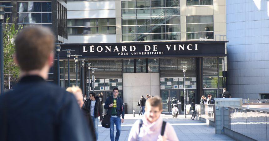 Ce samedi c'est de nouveau Portes Ouvertes au Pôle universitaire Léonard de Vinci