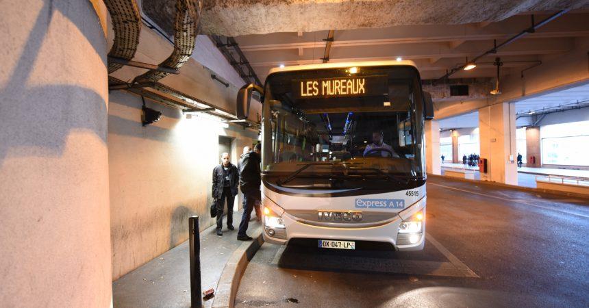 """La Ratp conserve l'exploitation des lignes de cars """"Les Mureaux/St Quentin"""", """"Les Mureaux/La Défense"""" et """"Verneuil/La Défense"""""""