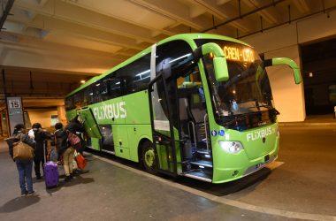 Flixbus vous emmène à la montagne cet hiver depuis La Défense
