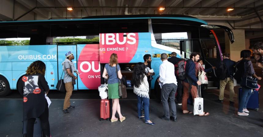 La SNCF vend ses cars Ouibus à Blablacar