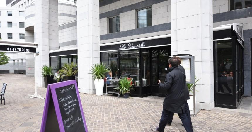 Les Canailles, un nouveau restaurant dans le quartier Michelet