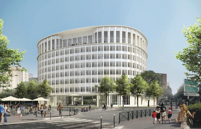 Axa IM Real Assets rachète la tour Norma pour y mener un projet de redéveloppement