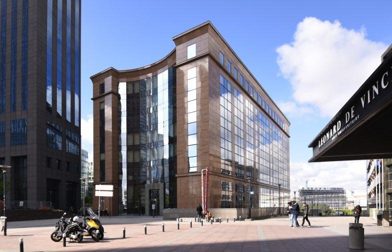 Nexans choisit l'immeuble Le Vinci pour implanter son nouveau siège