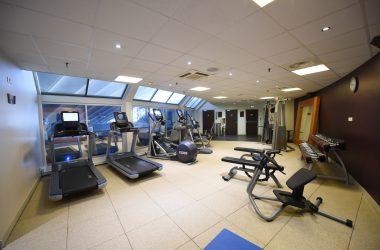 Le fitness center du Hilton de La Défense fait Peau Neuve