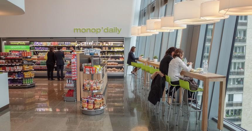 Un monop' daily dans la tour Majunga