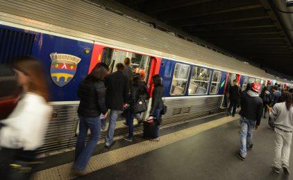 Ce weekend la ligne L du Transilien s'arrête entre La Défense et Saint-Lazare